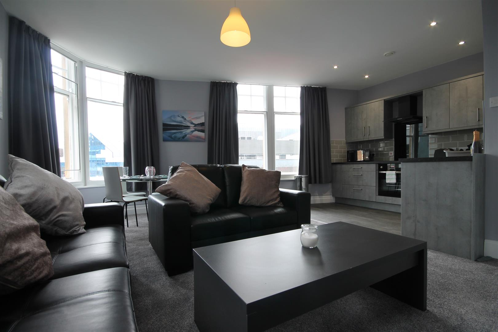 Gallowgate Apartments Newcastle Upon Tyne, 3 Bedrooms  Apartment ,To Let